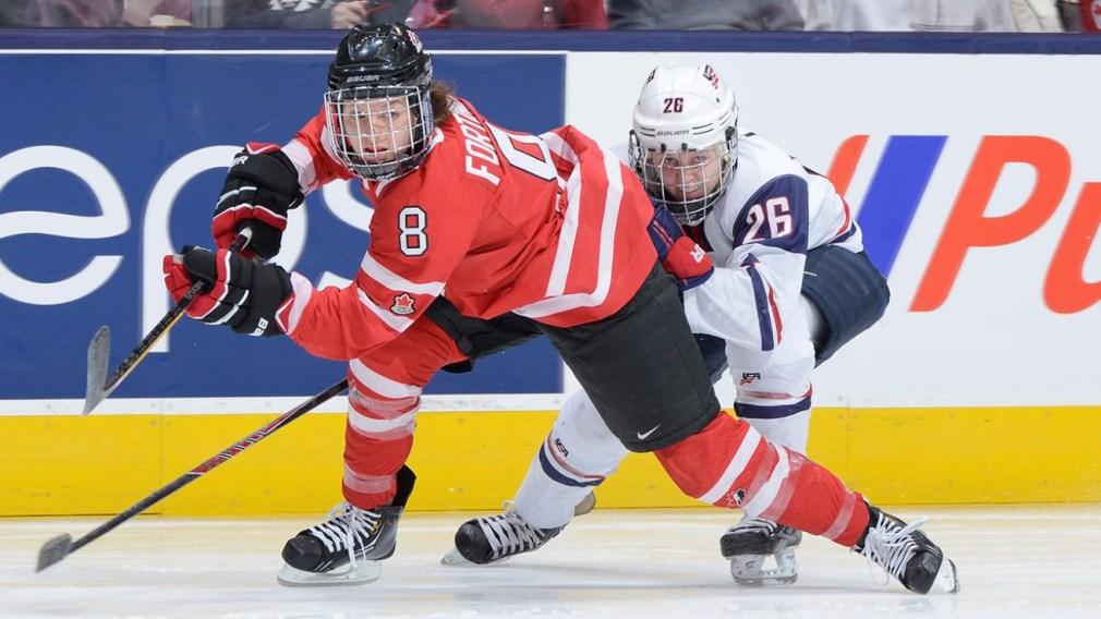 Canada contre États-Unis en lever de rideau du Mondial de hockey féminin