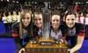 Équipe Homan prête à placer ses pierres au Mondial féminin de curling en Chine