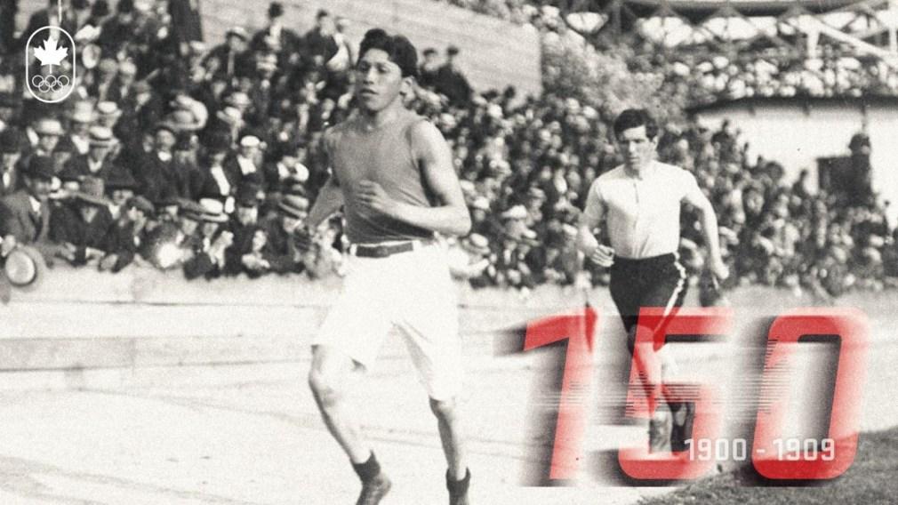 150 ans de sport canadien: Les années 1900