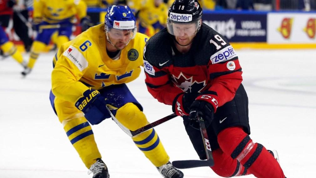 Le Canada décoré d'argent au Mondial de hockey