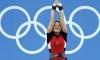 Du bronze à l'or olympique, une panoplie d'émotions pour Christine Girard