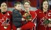 Les mamans olympiennes d'Équipe Canada