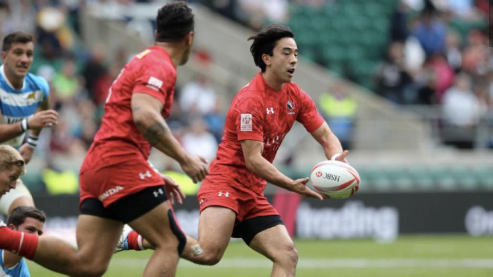 Rugby: Les Canadiens décrochent le bronze à la Série mondiale de Londres