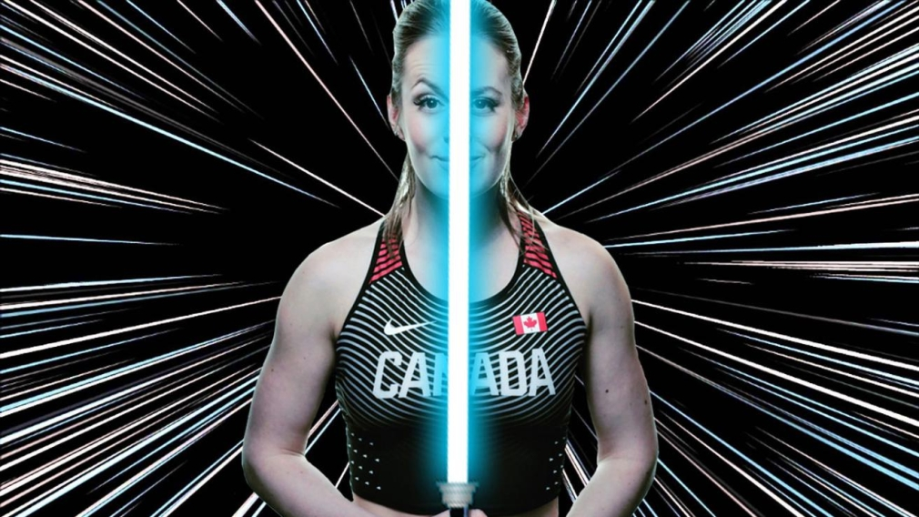 Que la force soit avec Équipe Canada