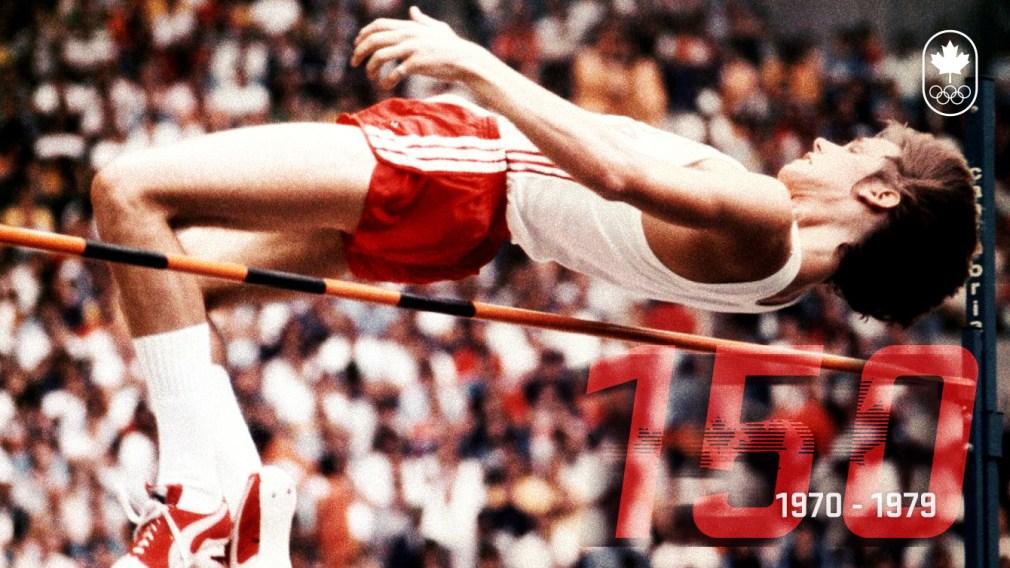 150 ans de sport canadien: les années 70