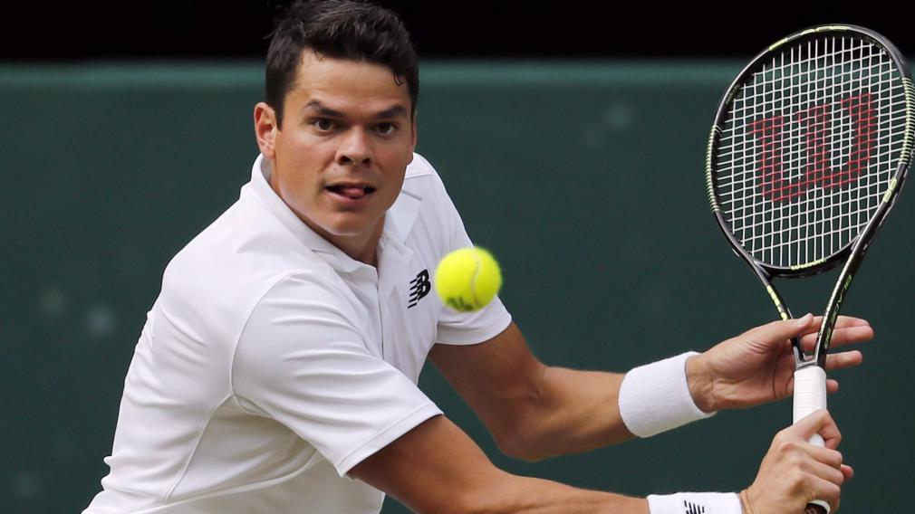 Un fort contingent canadien débarque à Wimbledon