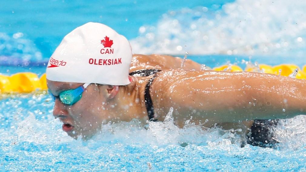 Plongez dans le quotidien des nageurs d'Équipe Canada à l'entraînement