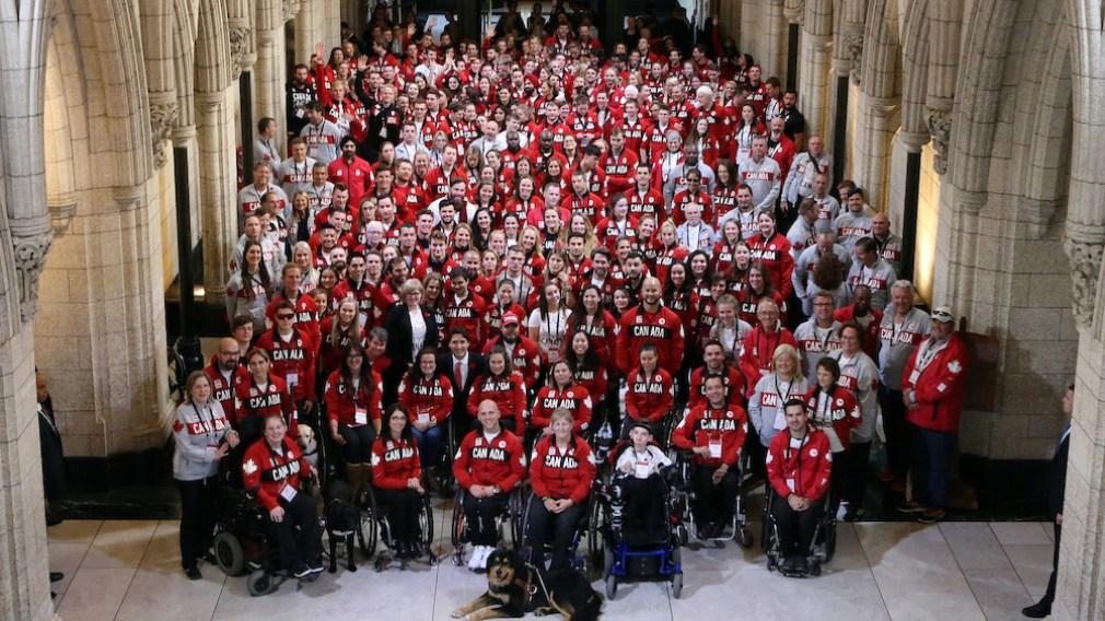 Célébration à Ottawa et Gatineau en l'honneur des membres d'Équipe Canada de Rio 2016