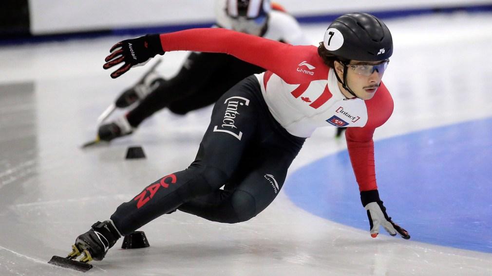 Courte piste: Samuel Girard et Kim Boutin à la tête des patineurs préqualifiés pour PyeongChang 2018