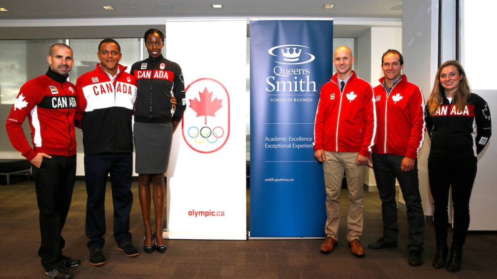 Le Comité olympique canadien et la Smith School of Business annoncent un partenariat stratégique