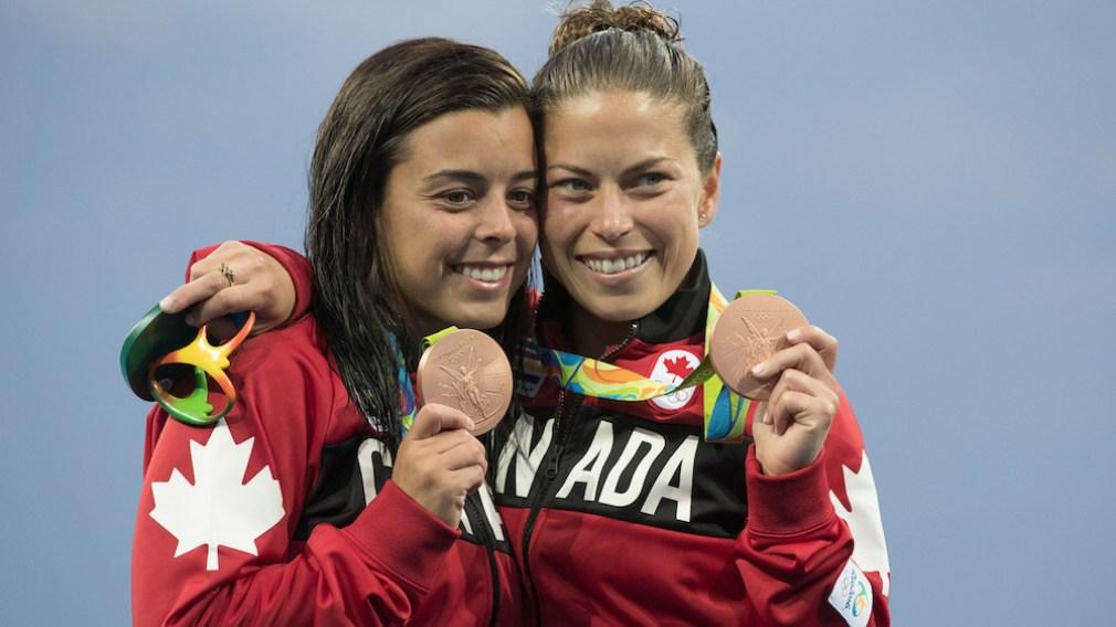 Avis aux médias : Rencontre médiatique avec Meaghan Benfeito et Roseline Filion, médaillées de bronze olympiques de Rio 2016