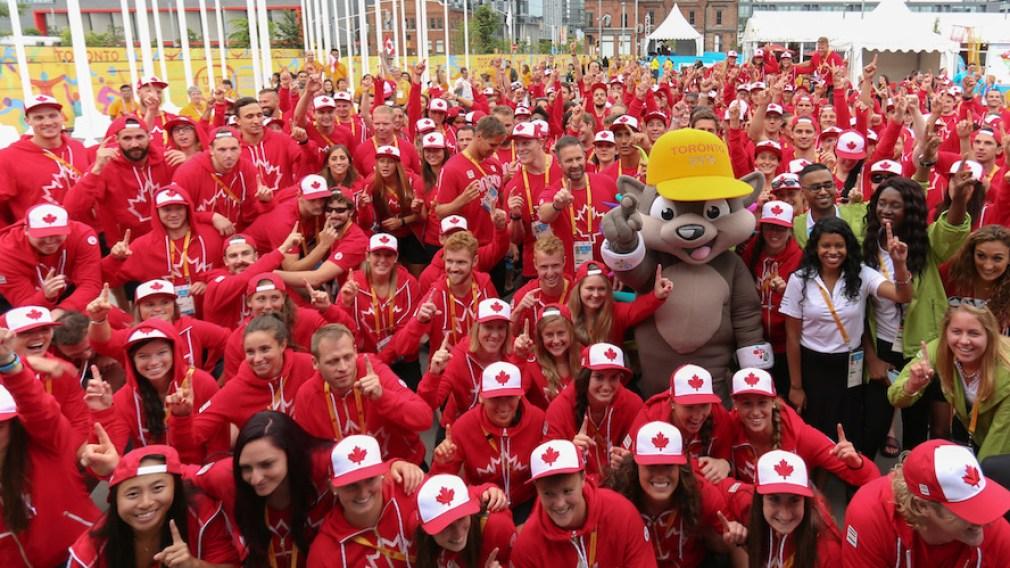 719 athlètes nommés au sein d'Équipe Canada pour TORONTO 2015