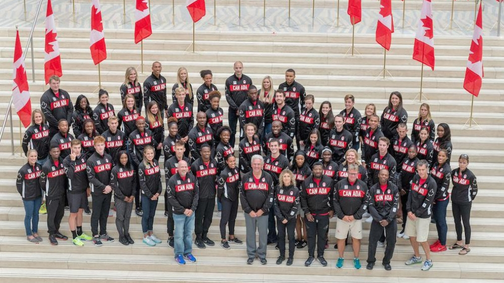 Nomination de l'équipe canadienne d'athlétisme pour Rio 2016