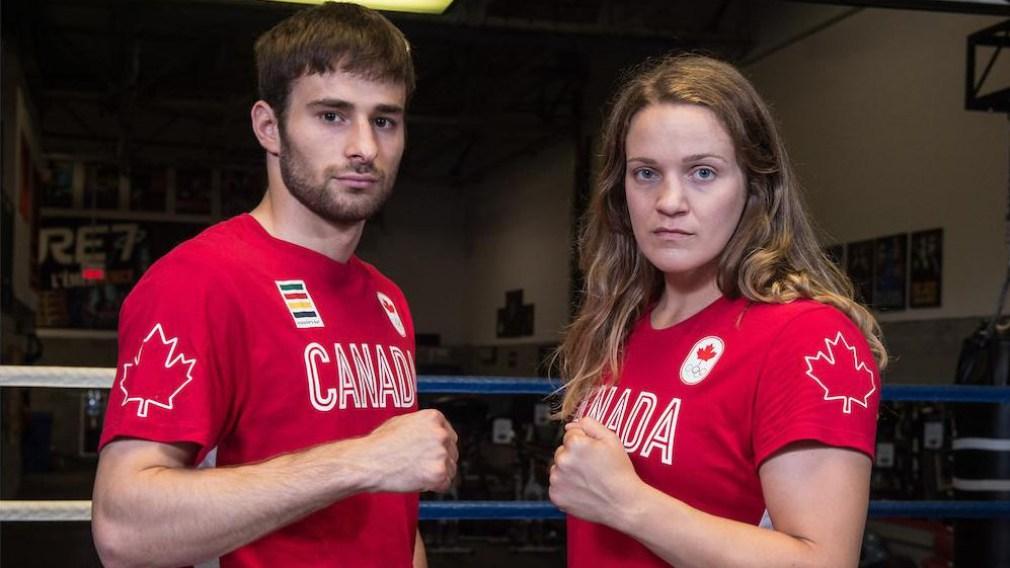 Nomination de l'équipe canadienne de boxe pour Rio 2016