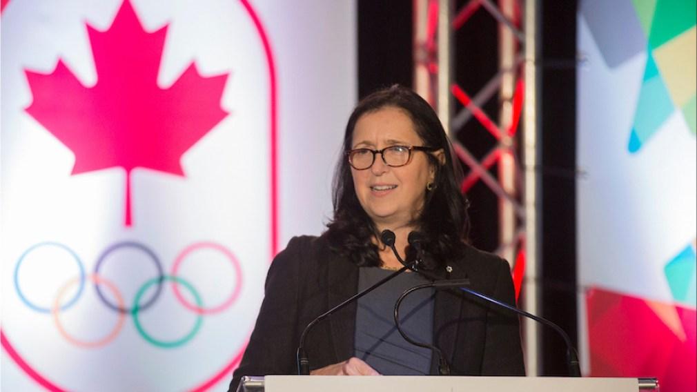 Déclaration : Tricia Smith est nommée femme d'influence en sport par l'ACAFS