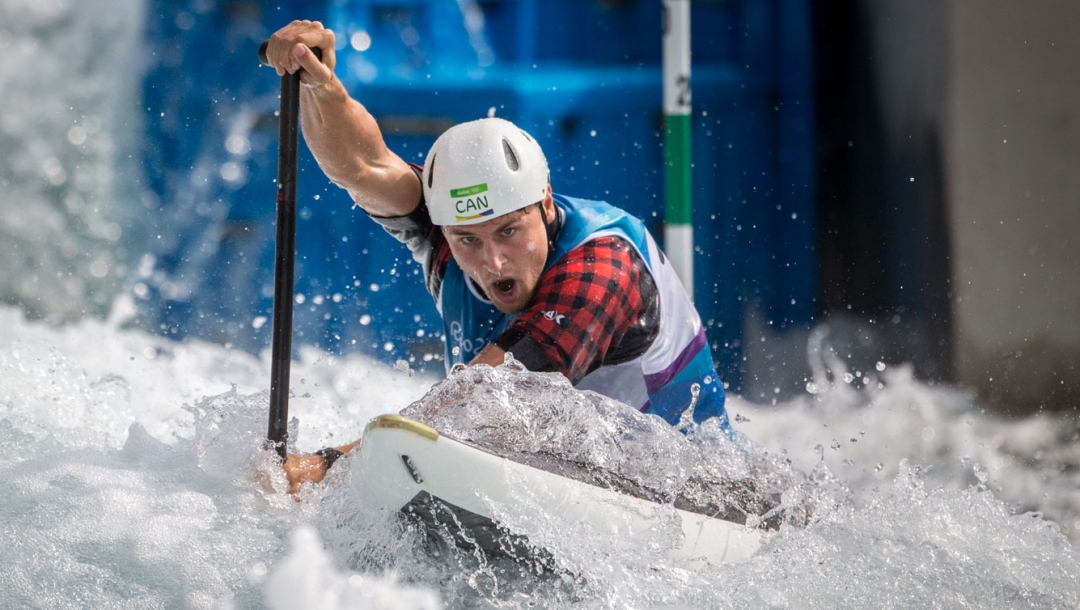 Équipe Canada Cameron Smedley canoe slalom Rio 2016