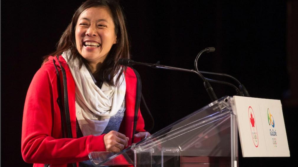Carol Huynh est nommée chef de mission adjointe d'Équipe Canada à Rio 2016