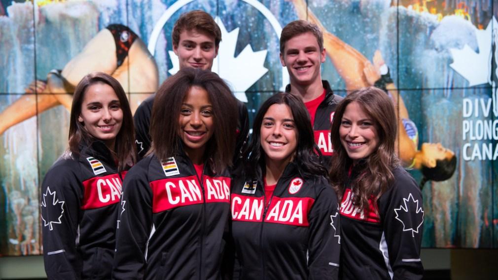 Nomination de l'équipe de plongeon pour Rio 2016