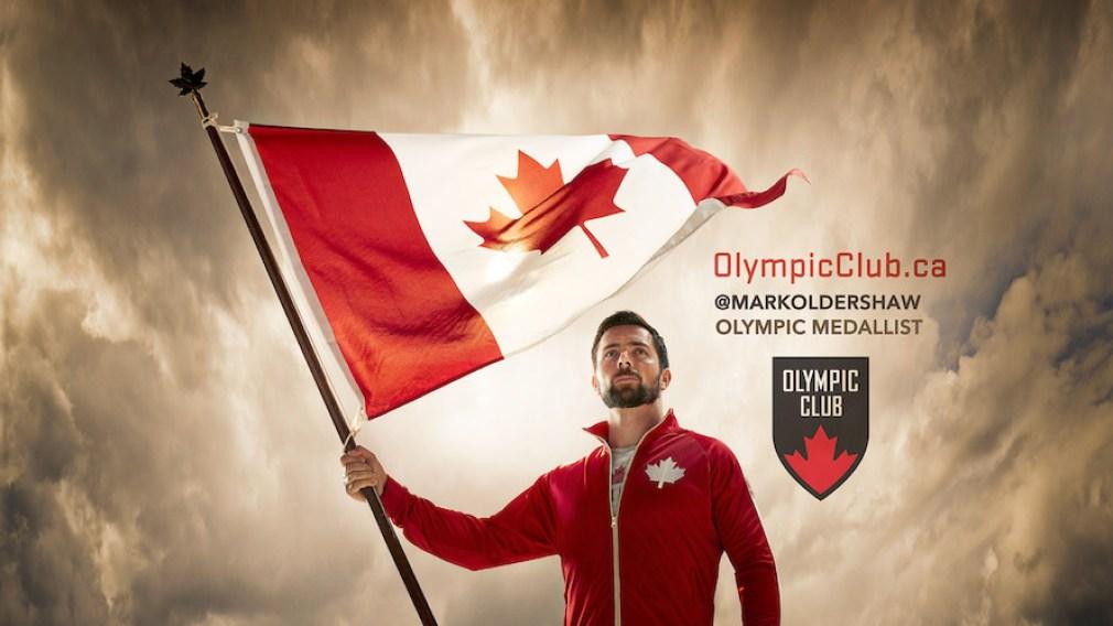 Mark Oldershaw nommé porte-drapeau d'Équipe Canada à TORONTO 2015