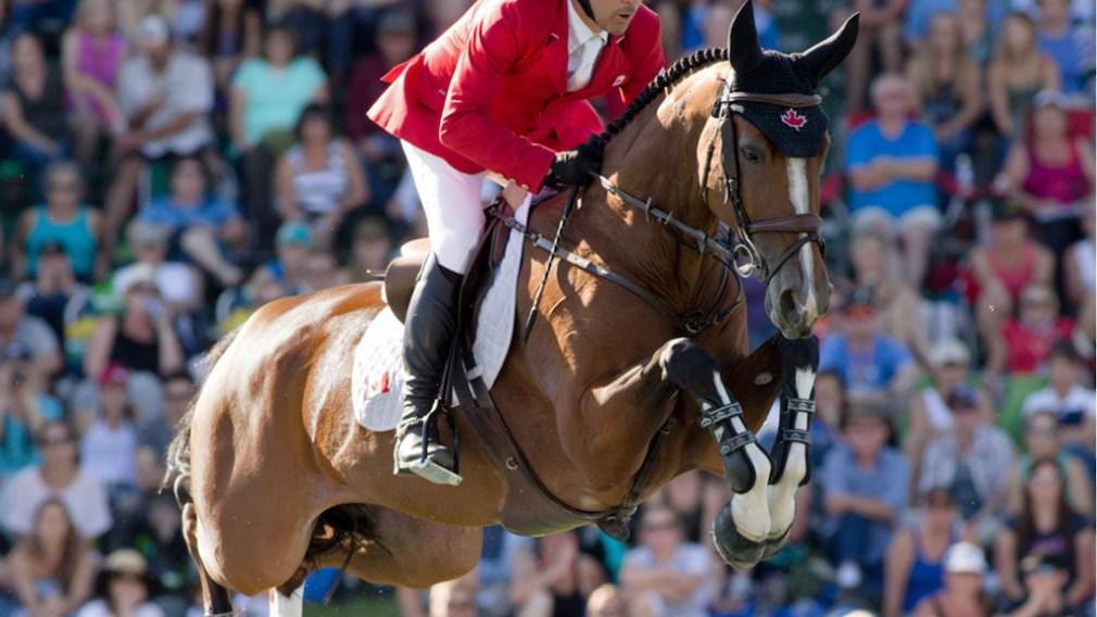Nomination de l'équipe canadienne de sports équestres pour Rio 2016