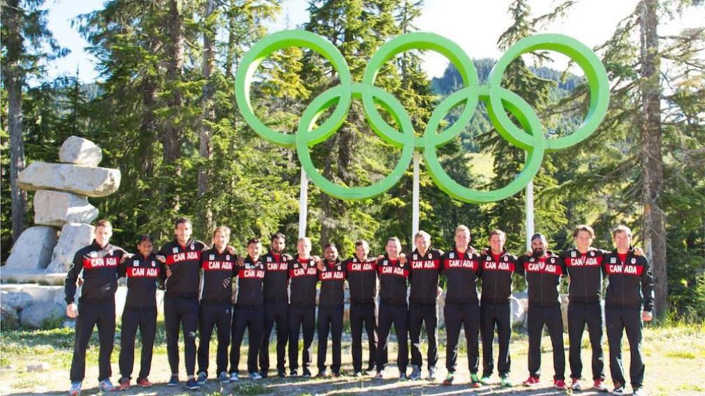 Nomination de l'équipe canadienne masculine de hockey sur gazon pour Rio 2016