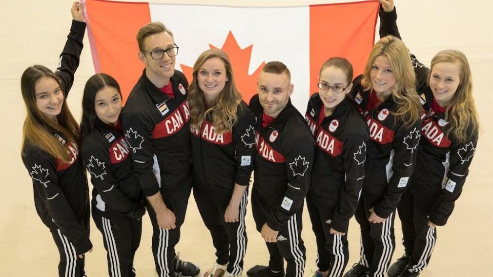 Nomination de l'équipe canadienne de gymnastique pour Rio 2016
