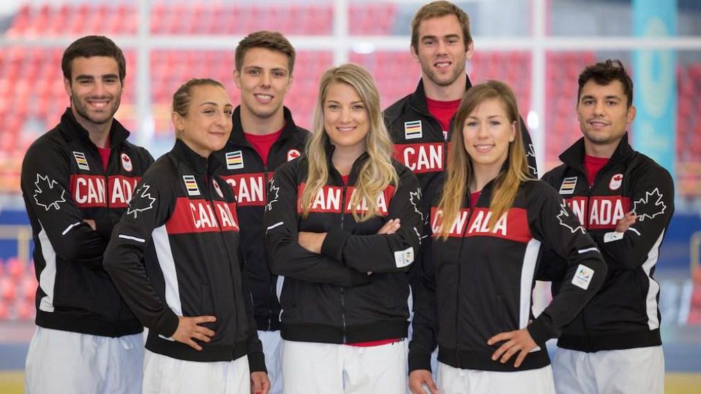 Nomination de l'équipe canadienne de judo pour Rio 2016