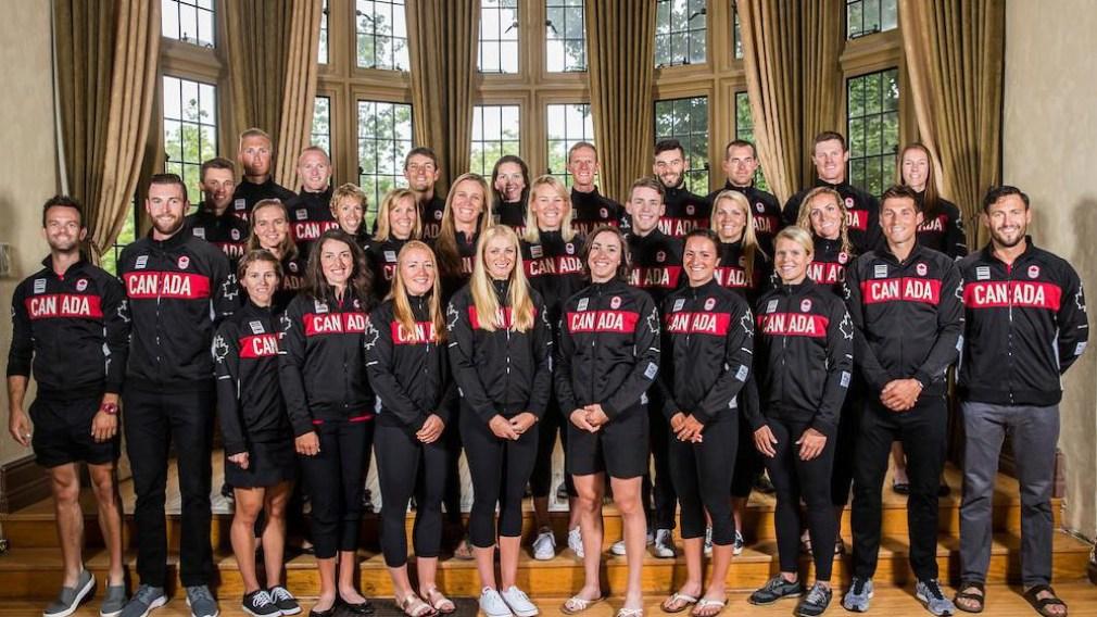 Nomination de l'équipe canadienne d'aviron pour Rio 2016