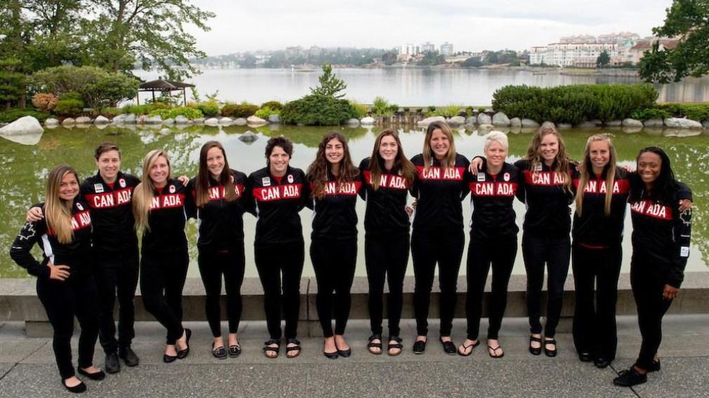 Nomination de l'équipe canadienne de rugby à sept féminin pour Rio 2016