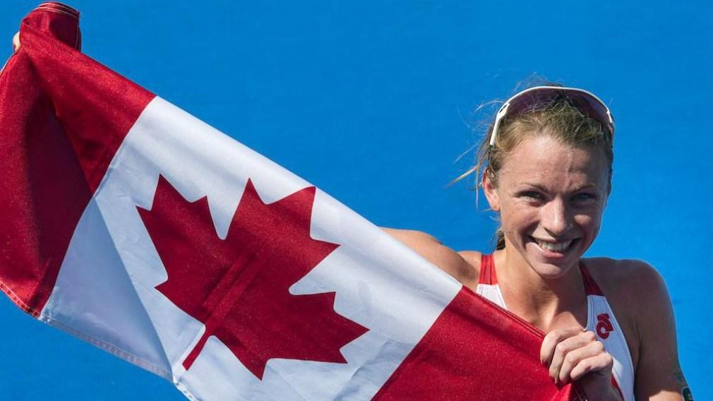 Nomination de l'équipe canadienne de triathlon en vue de Rio 2016
