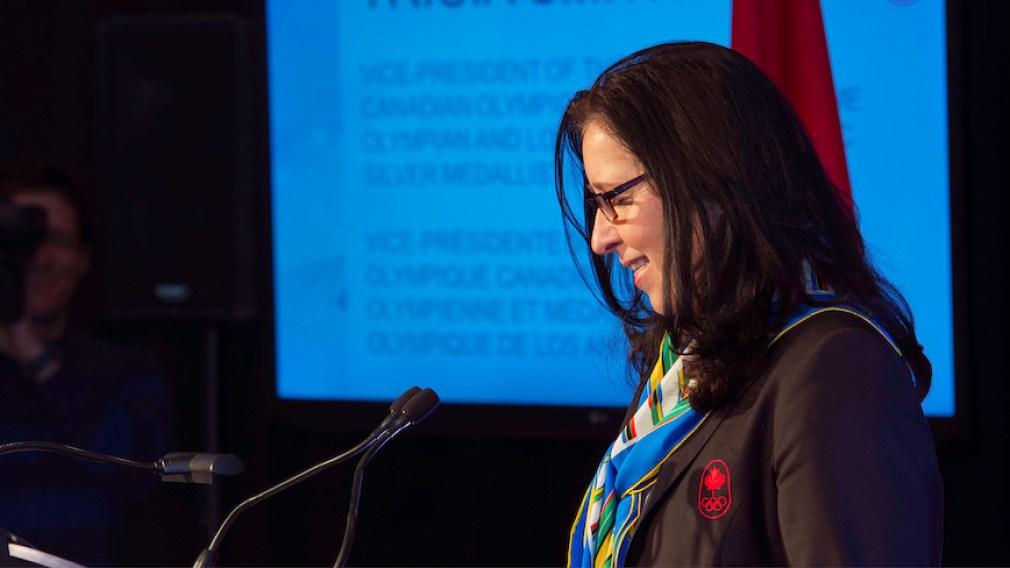 Tricia Smith élue présidente du COC