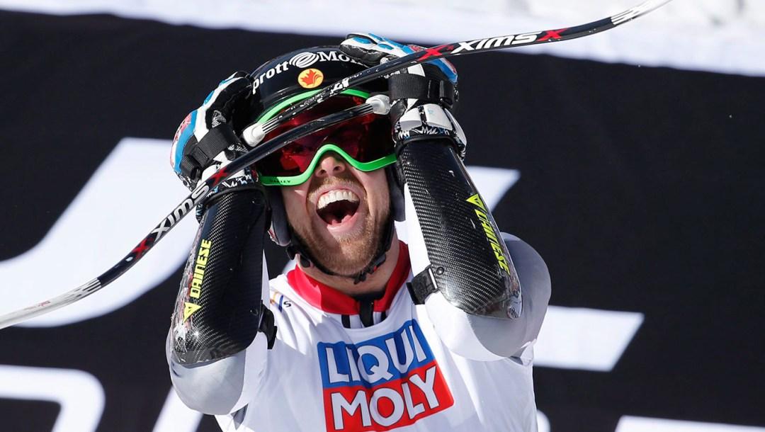 Equipe Canada - Ski Alpin - Dustin Cook