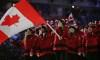 Les porte-drapeaux d'Équipe Canada au fil des années