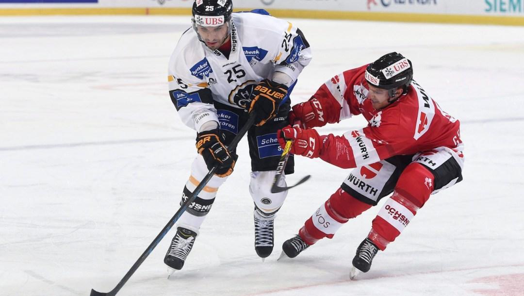Switzerland Spengler Cup Icehockey