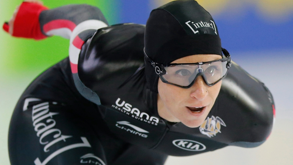 Équipe Canada - Ivanie Blondin