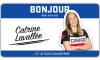 Bonjour, mon nom est Catrine Lavallée et je skie