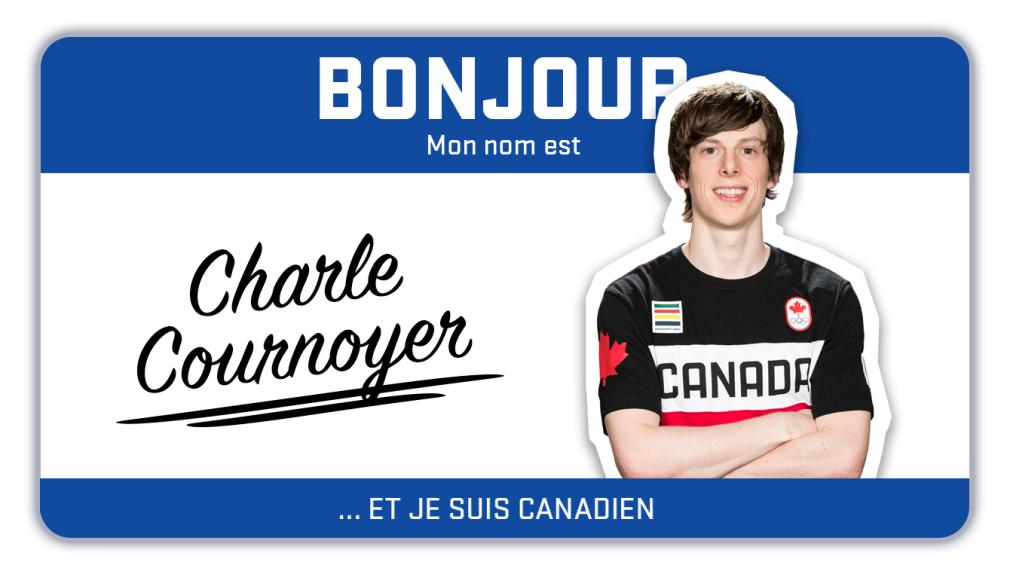 Bonjour mon nom est Charle Cournoyer