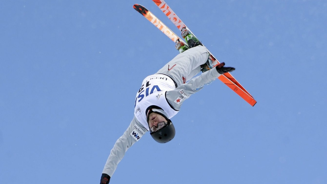 World Cup Freestyle Aerials Skiing