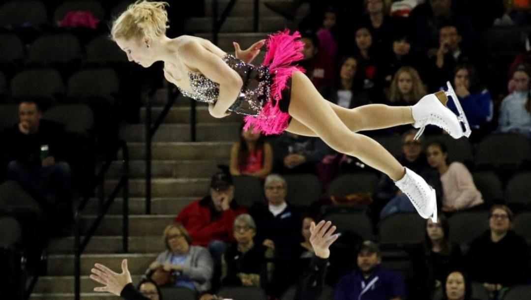 equipe canada - patinage artistique-Julianne seguin