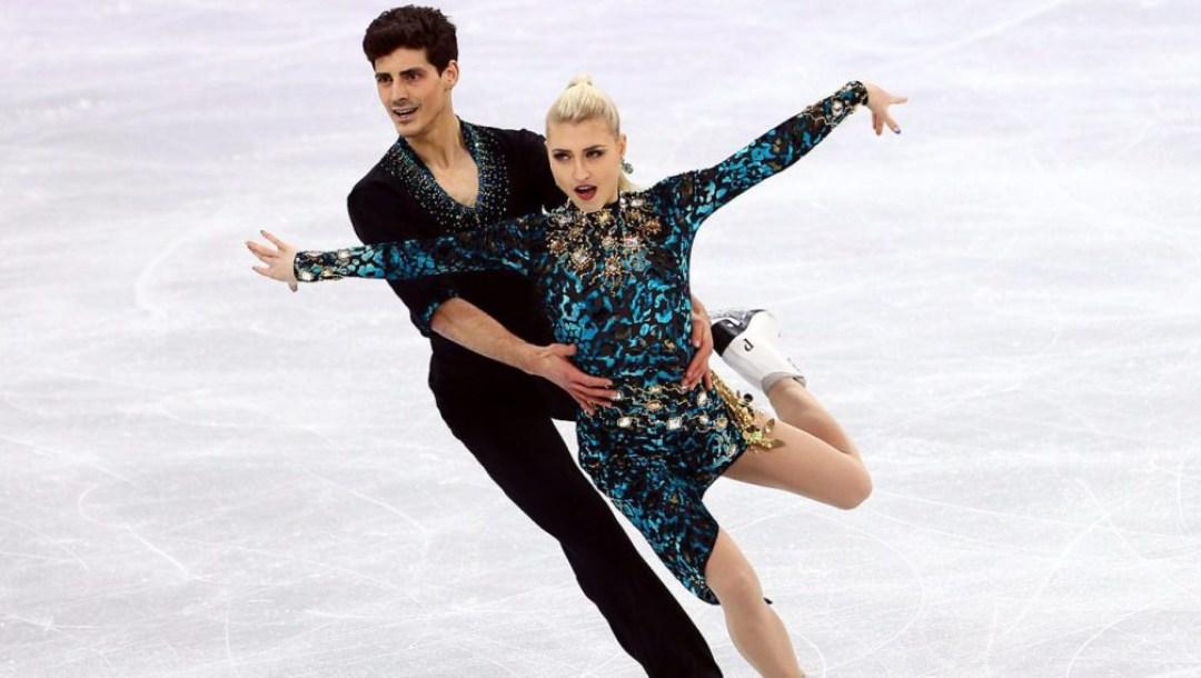 Equipe Canada - patinage artistique - Piper Gilles