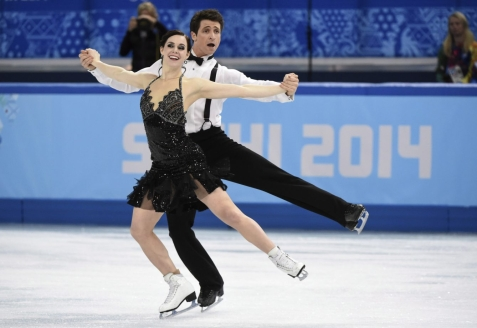 Tessa Virtue et Scott Moir - Tessa Virtue and Scott Moir - Sotchi 2014