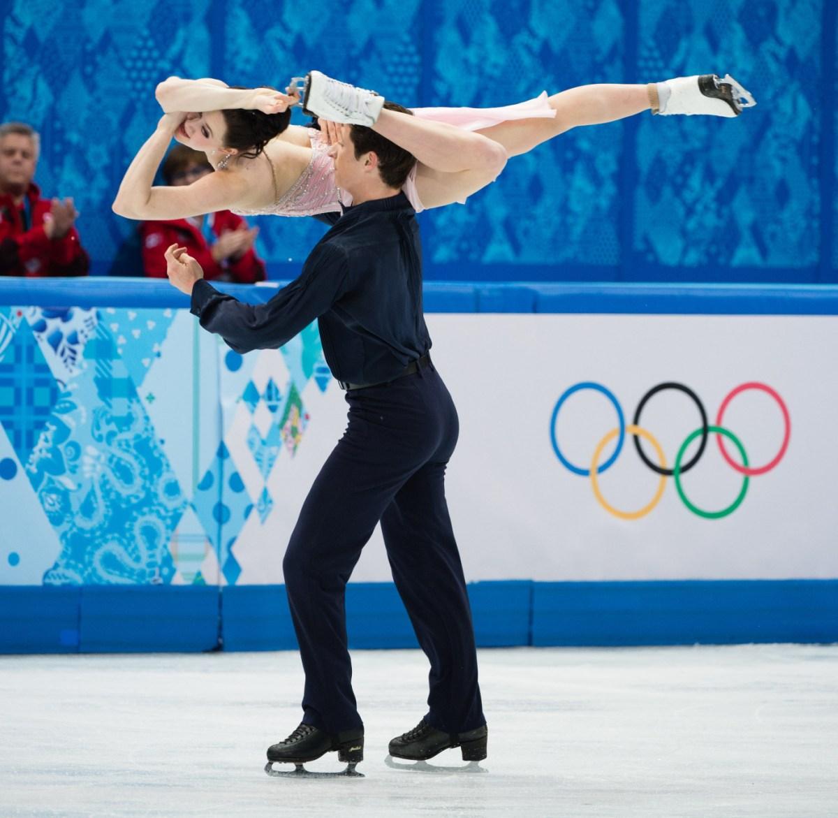 Équipe Canada - Virtue et Moir - Sotchi