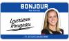 Bonjour, mon nom est Lauriane Rougeau et je joue au hockey