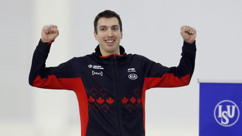 Team Canada - Alex Boisvert-Lacroix
