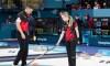 Lawes et Morris signent une autre victoire en curling double mixte