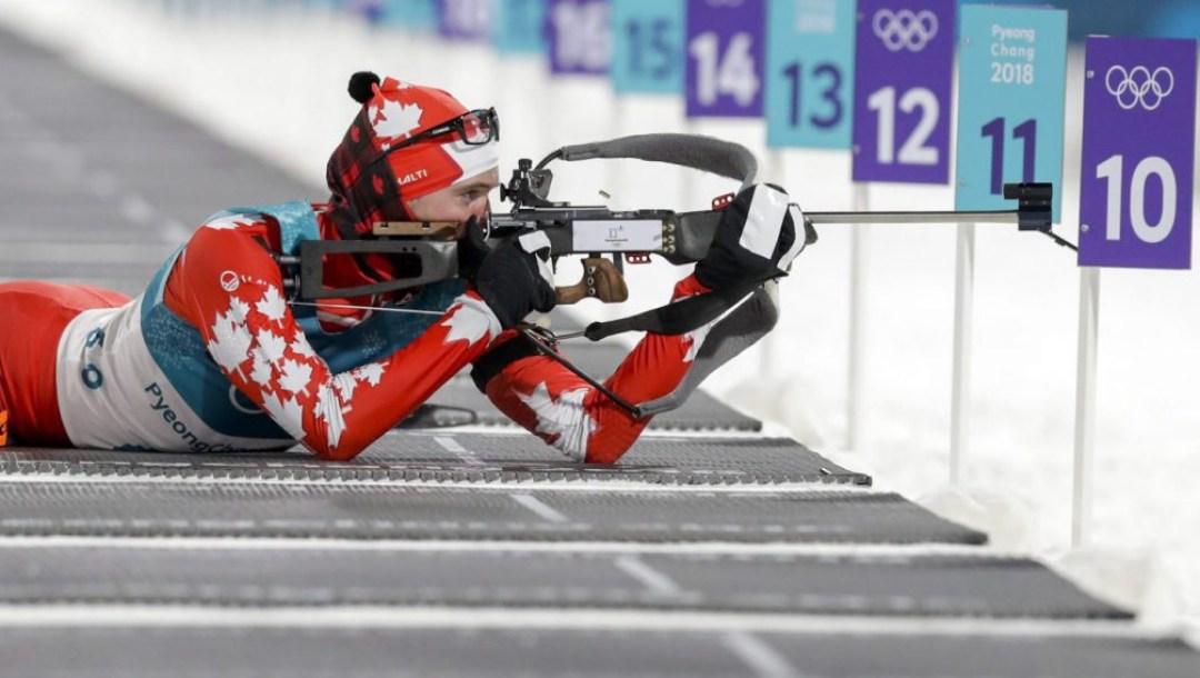 Biathlon - Équipe Canada - PyeongChang 2018