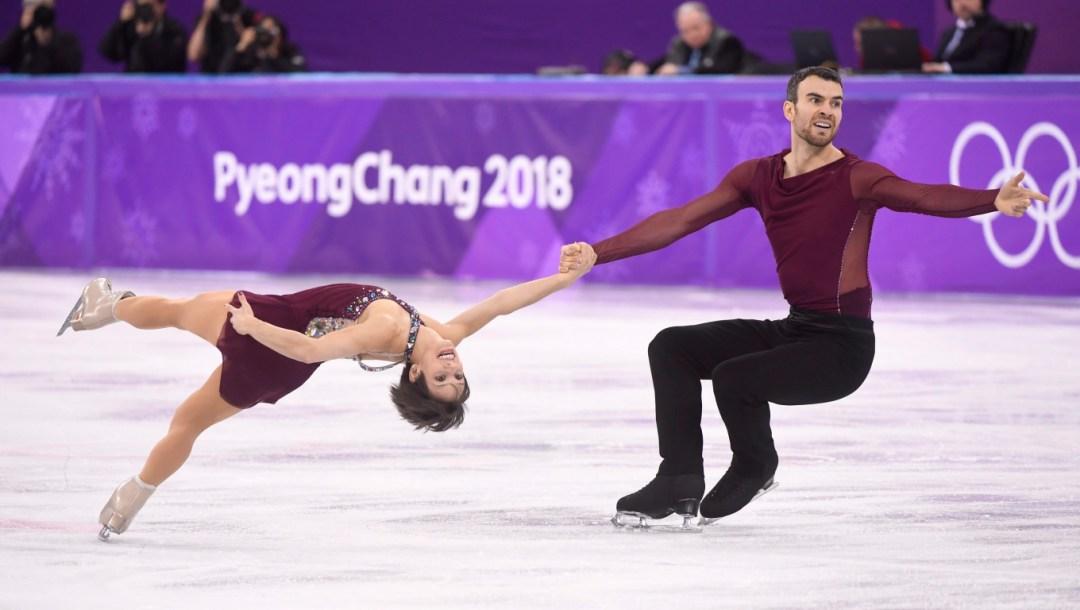 Equipe Canada - Patinage artistique - Eric Radford - Meagan Duhamel - Pyeongchang 2018