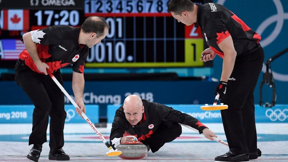 L'équipe de Kevin Koe s'incline contre les É.-U. et se battra pour la médaille de bronze
