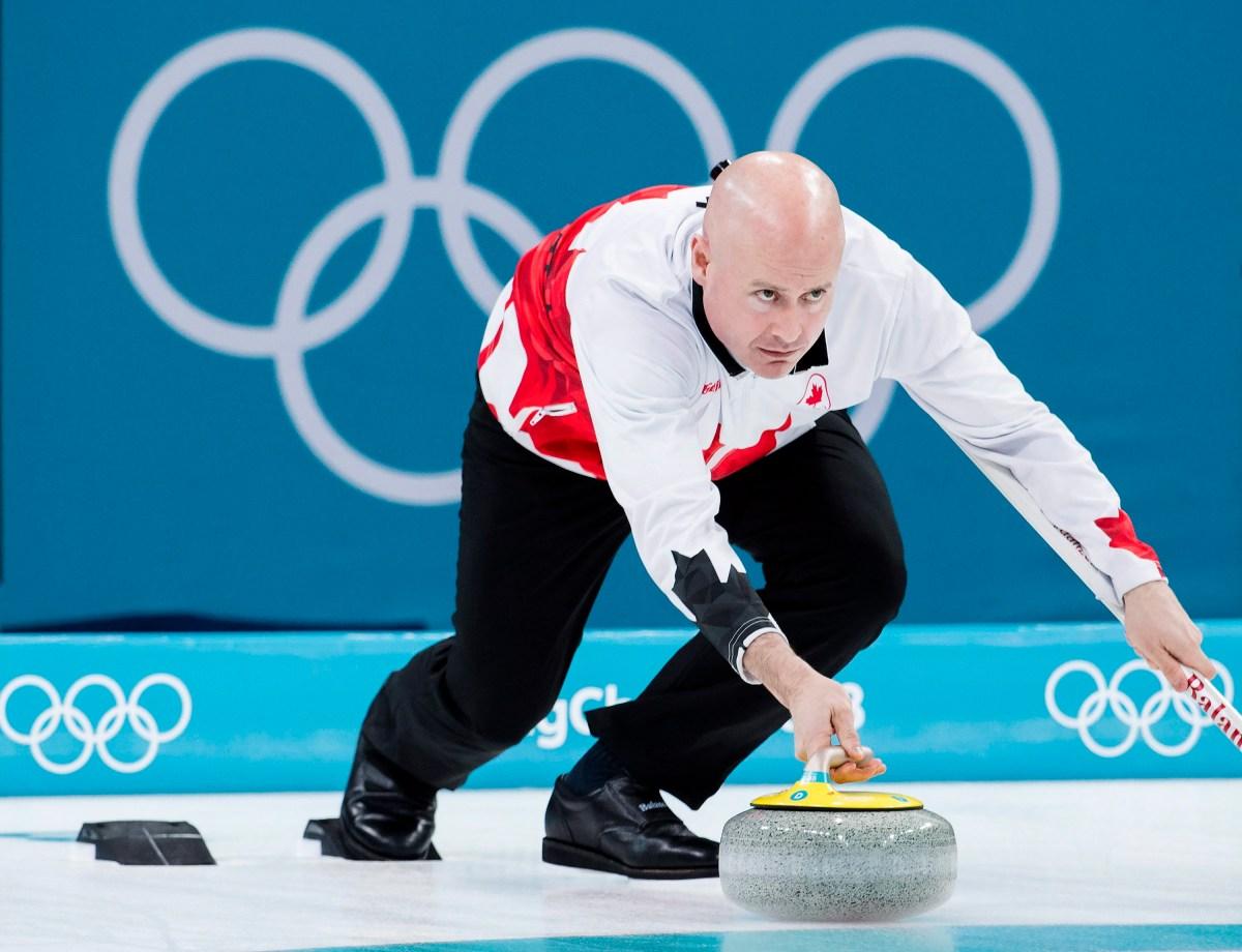 Equipe Canada-curling-Kevin Koe-