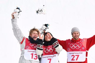 Équipe Canada - Sébastien Toutant - PyeongChang 2018